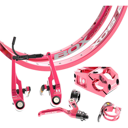 BOX Limited Edition BMX Kit Pink