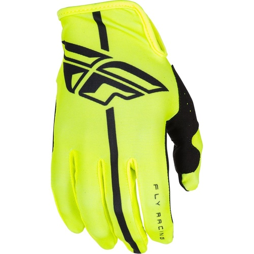 Fly 2018 Lite Hi Vis/Black Gloves