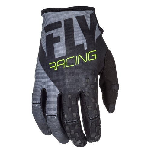 Fly 2018 Kinetic Black/Grey Gloves