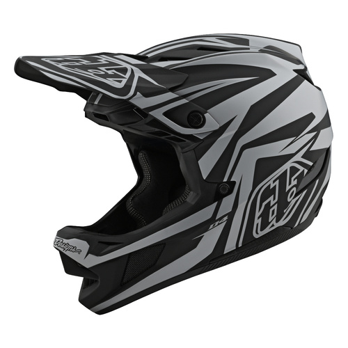 TLD 2020 D4 Composite MIPS Slash Black/Silver Helmet
